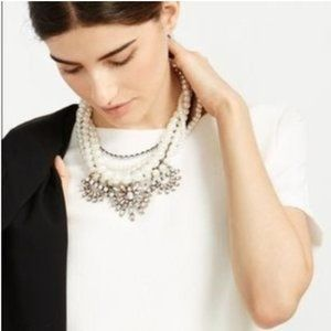 Baublebar Peal Statement Necklace